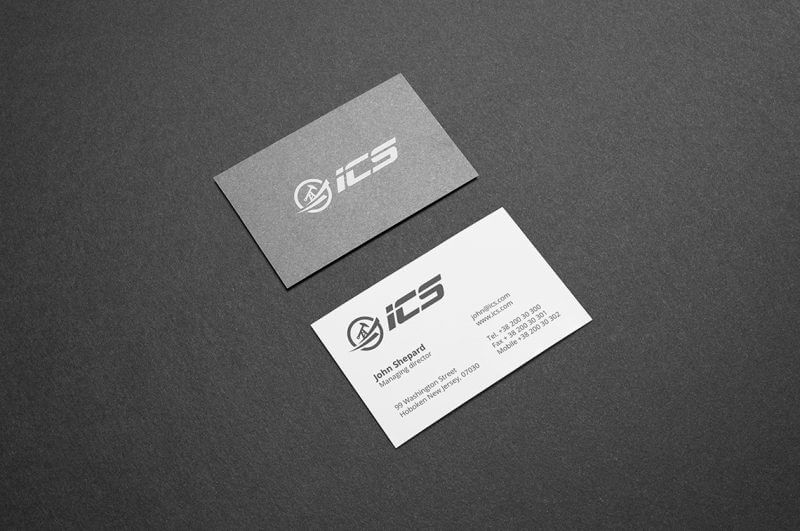 Business Cards2 800x531 - ICS