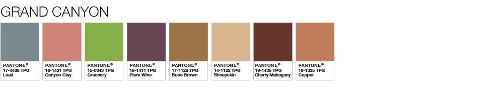 Pantone Color of the Year 2017 Color Palette 3 - Pantone-Color-of-the-Year-2017-Color-Palette-3