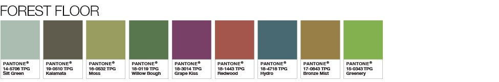 Pantone Color of the Year 2017 Color Palette 4 - Pantone-Color-of-the-Year-2017-Color-Palette-4