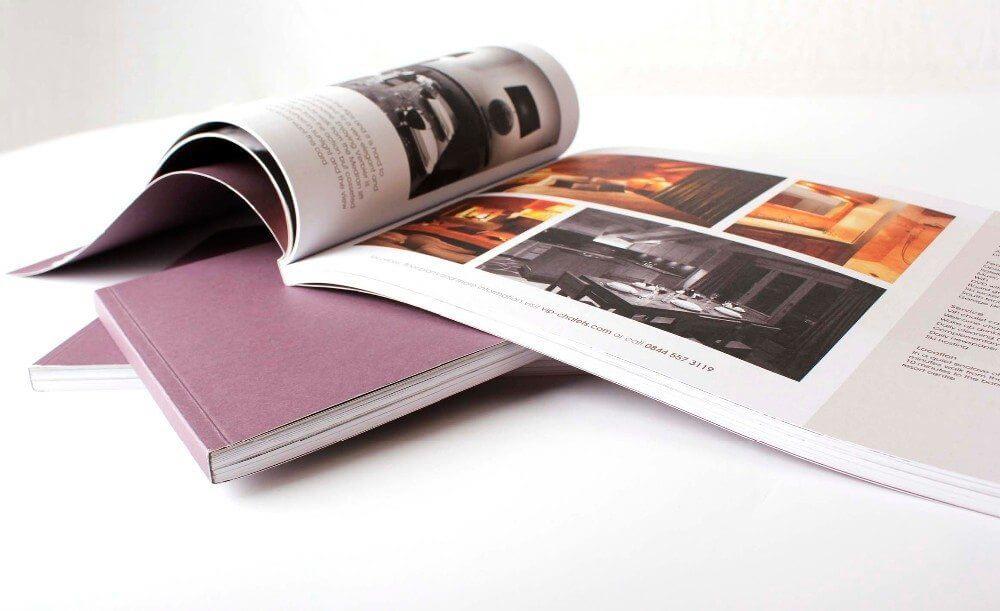 in catalogue - 3 lưu ý khi chọn công ty thiết kế catalogue