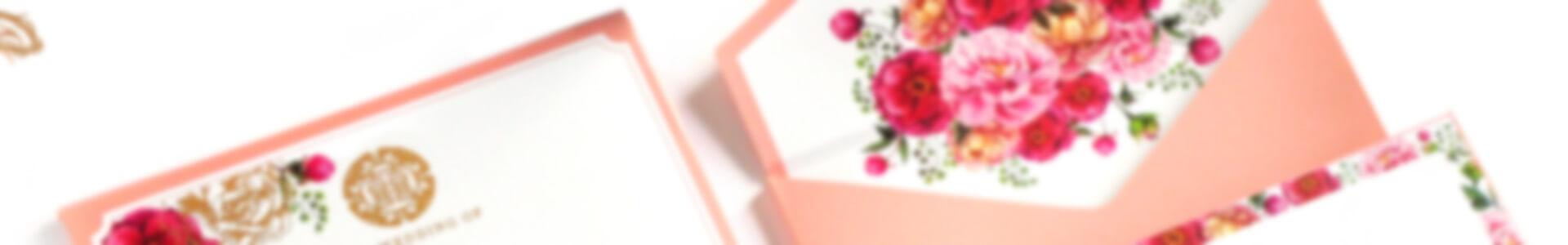 invitation mockup 2 - In thiệp cưới