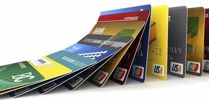 the nhua - Falling credit cards