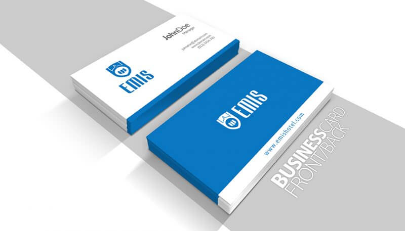 01 business card 1 800x457 - Emis Hotel