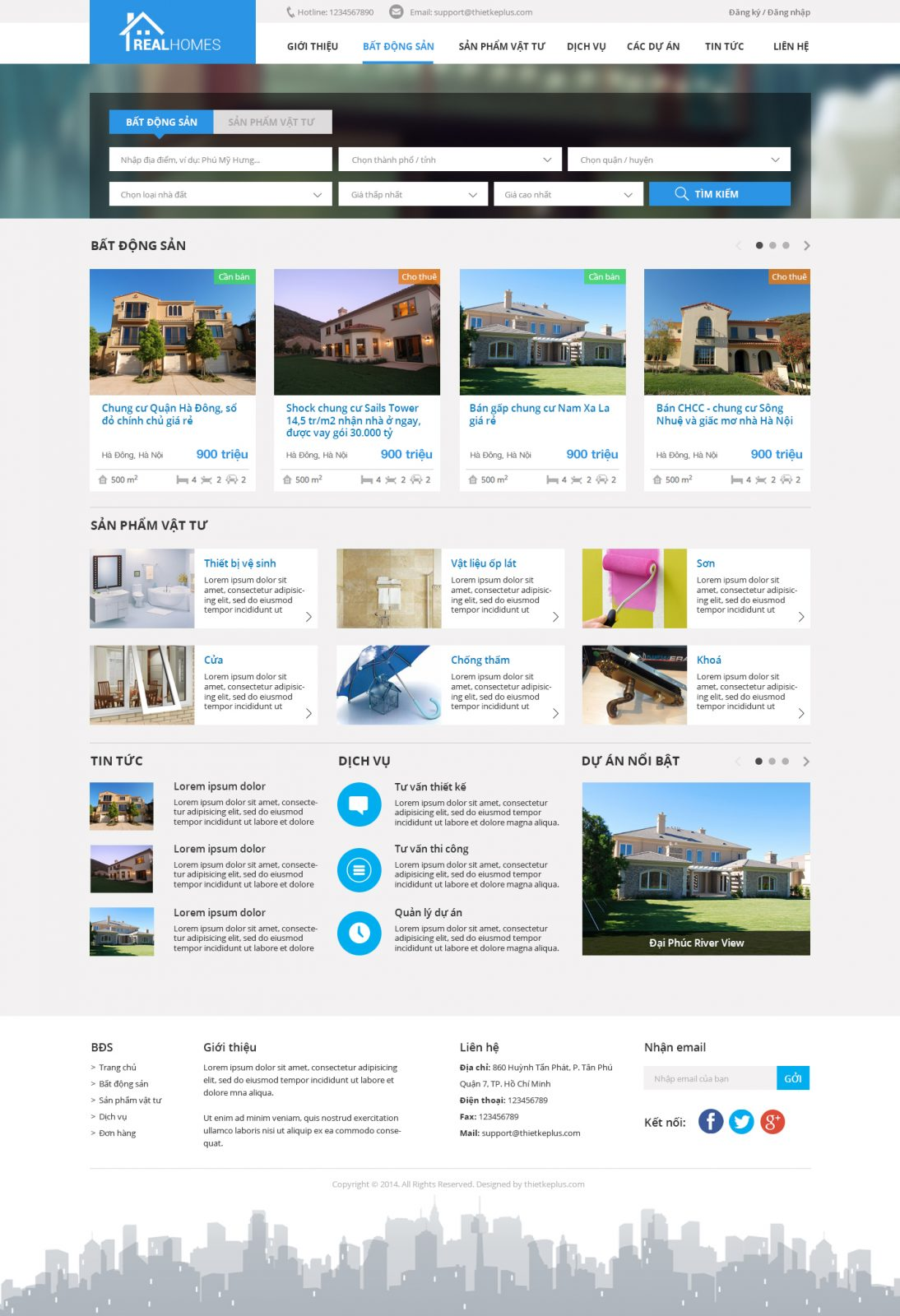 2 1094x1600 - Website Projects 2014