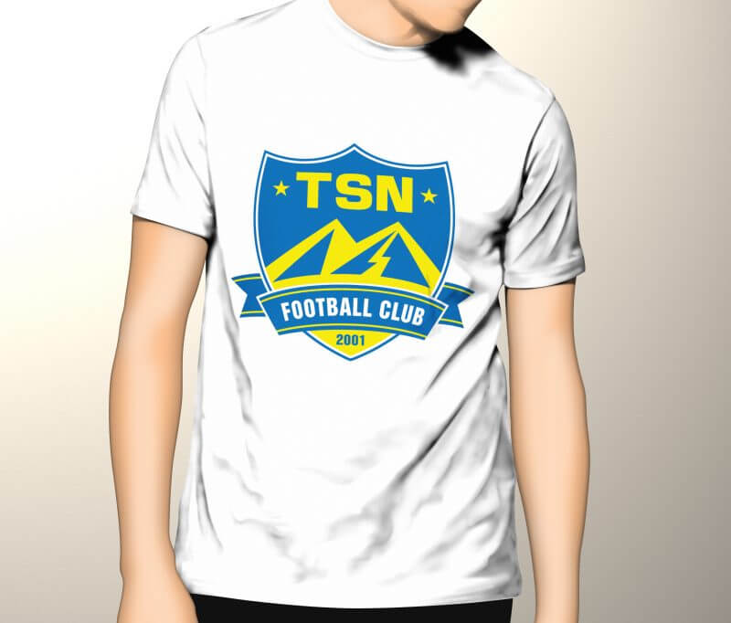 T shirt mock up vol013 800x682 - Thái Sơn Nam FC