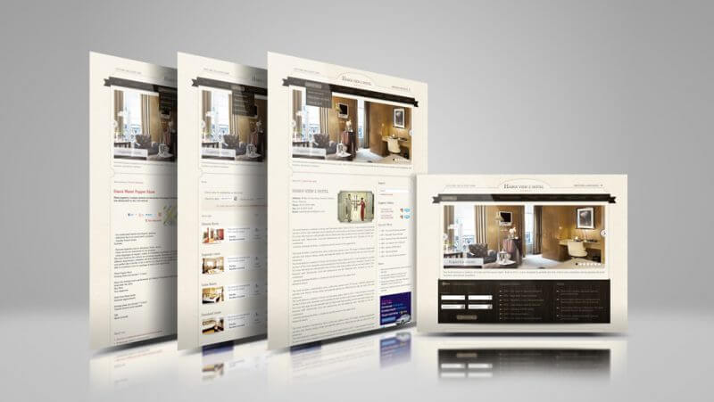 Website Showcase Mock Up 03 800x451 - Hanoi View2 Hotel