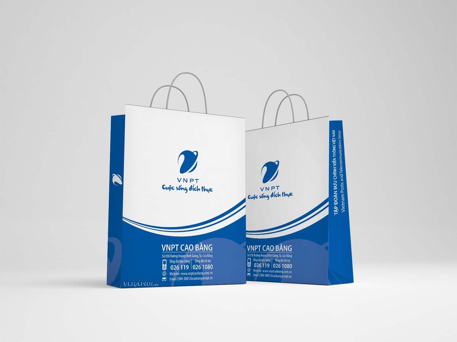 Free Shopping Bag Mockup 1600x1200 - In túi xách giấy giá rẻ ở Đà Nẵng