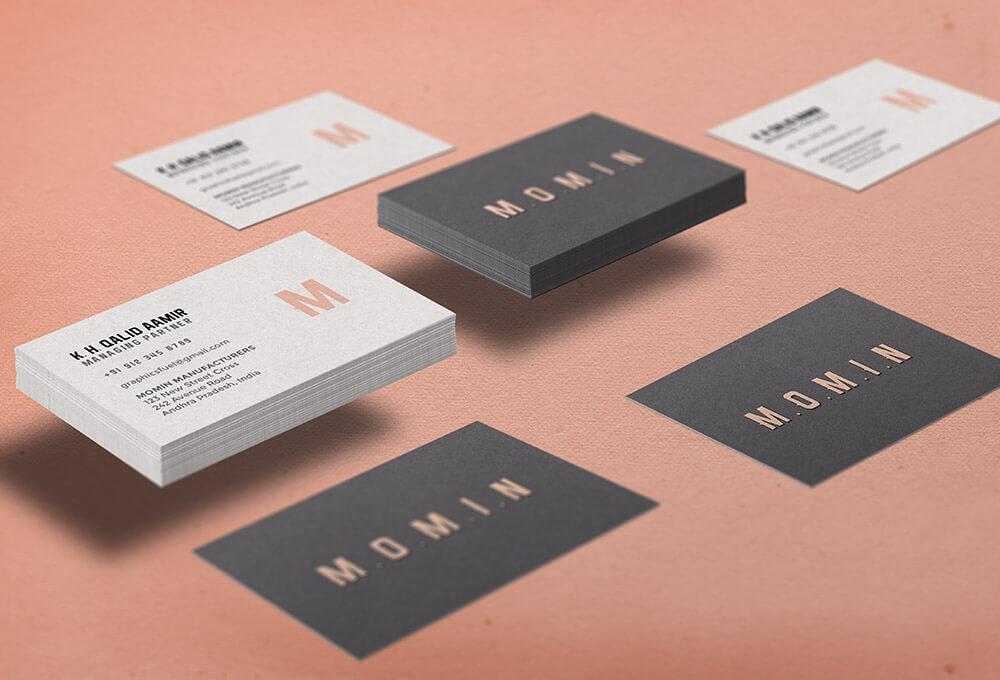 business card mockup psd - Kim chỉ nam thiết kế danh thiếp