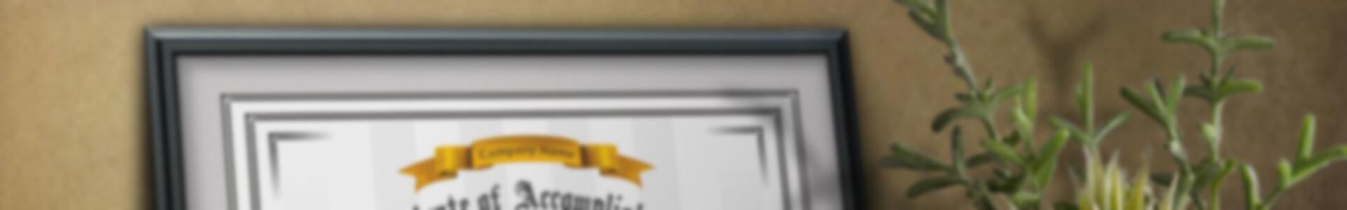 certificate  - certificate-