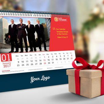 Free Desk Calendar Mockup PSD 1 340x340 - Thiết kế Lịch