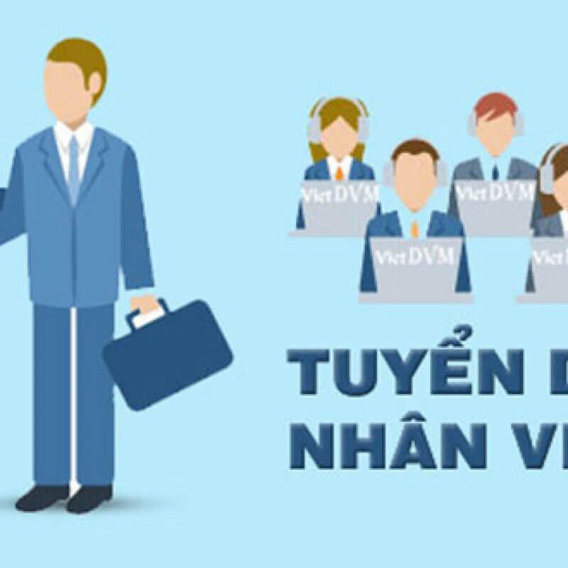 Tin Tuyen Dung 800x800 - Tuyển dụng tháng 4/2018