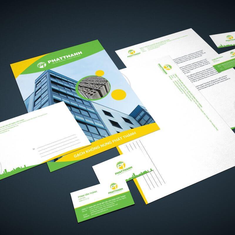 Mockup option2 800x800 - Bộ nhận diện thương hiệu _ bước đầu tạo nên thương hiệu cho công ty