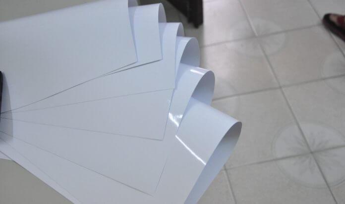 giay bristol Kiến Tạo - Phân biệt các loại giấy in dùng trong in ấn.