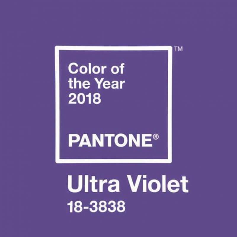 pantoneuv 800x800 - Năm 2018 với sắc tím chủ đạo  - màu Ultra Violet