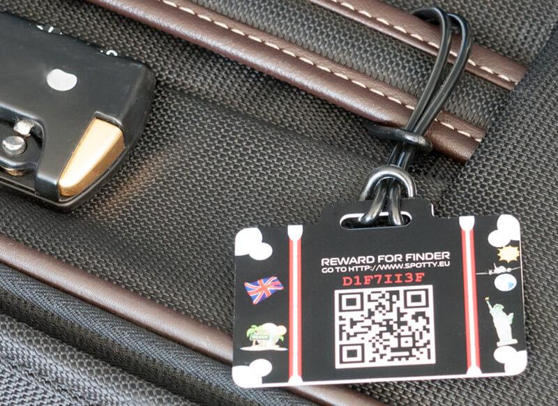 Hotel LUGGAGE TAG DaNang - Các sản phẩm in ấn dành cho khách sạn, resort tại Đà Nẵng