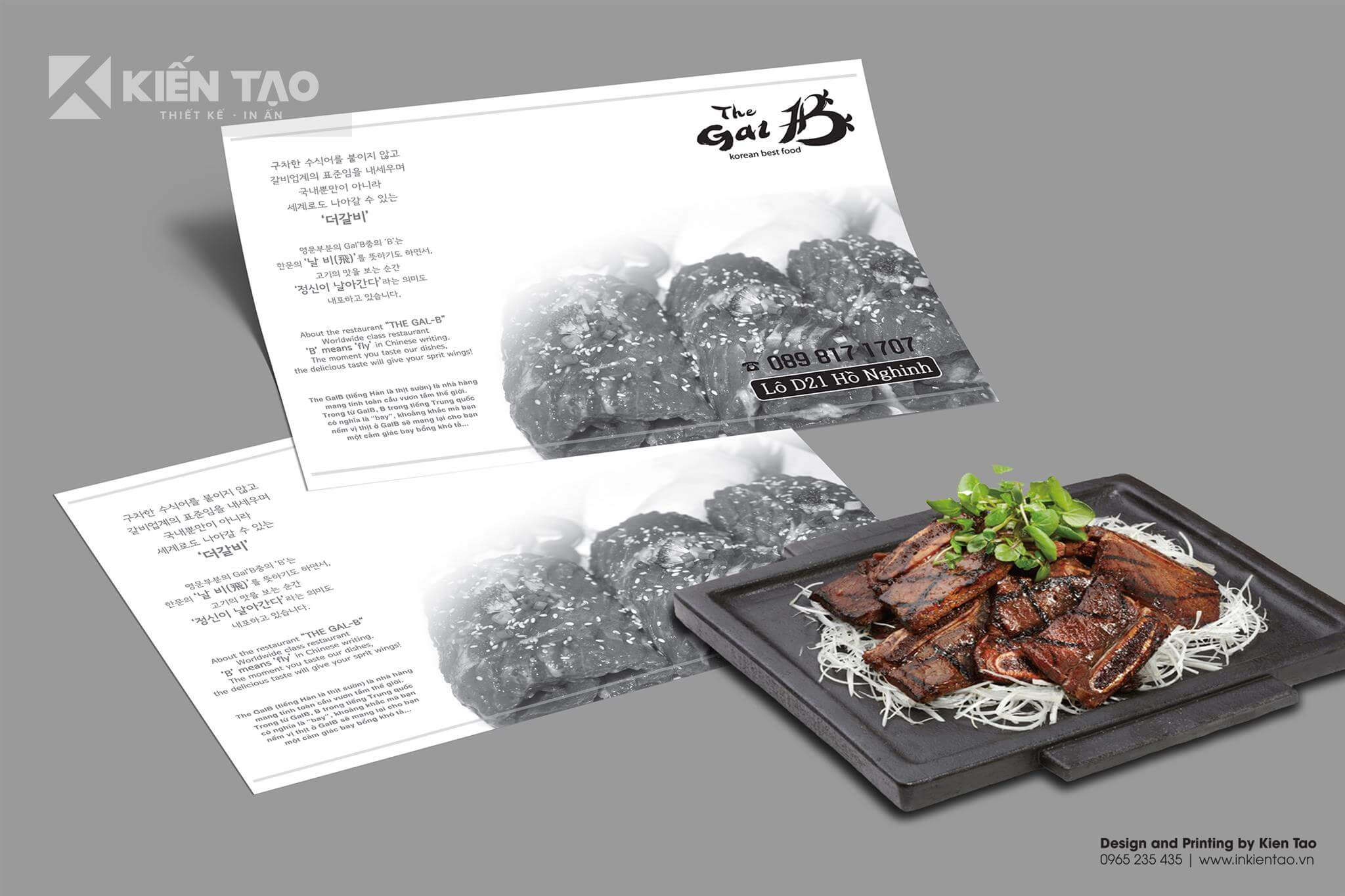 A - Bí mật sau sự thành công của các nhà hàng Hàn Quốc Tại Đà Nẵng