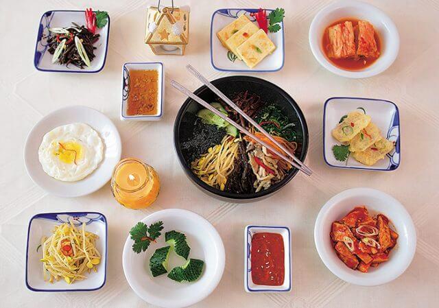 Korean Food 640x449 - Bí mật sau sự thành công của các nhà hàng Hàn Quốc Tại Đà Nẵng
