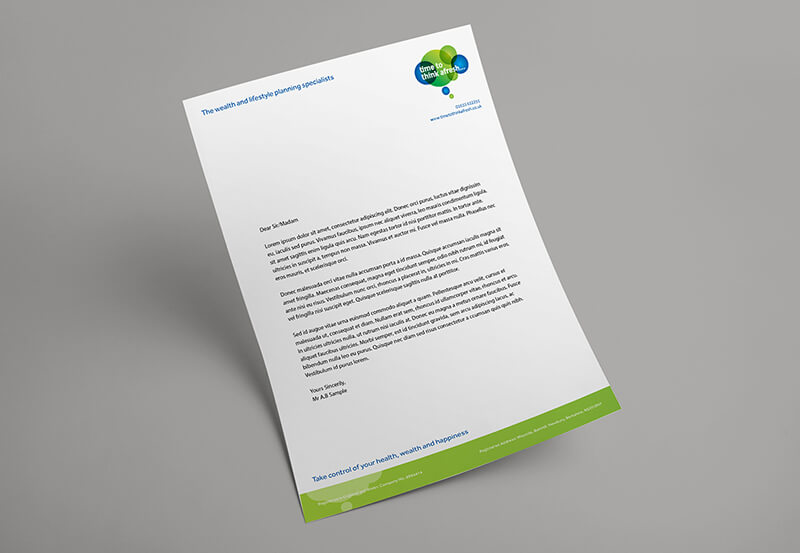TTTA Letterhead Mockup v1 - In giấy tiêu đề